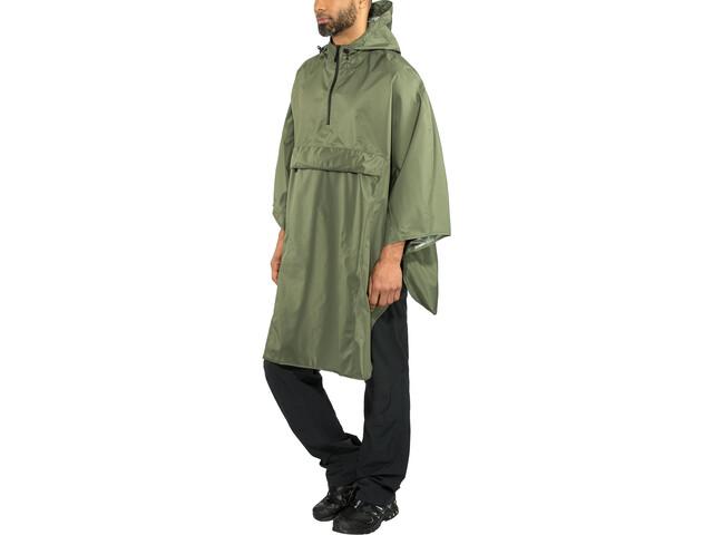 AGU Grant Poncho, army green